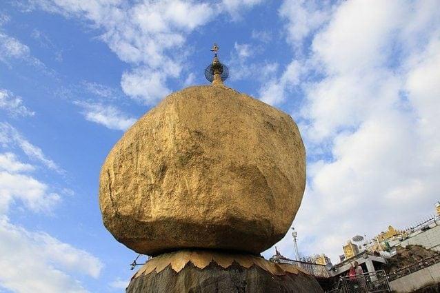 La Pagoda Kyaiktiyo